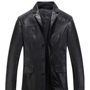 Other - Men's sheepskin leather blazer